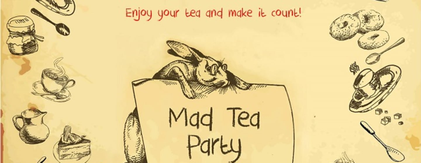 Mad Tea Party in London