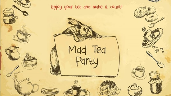 Mad Tea Party 2019